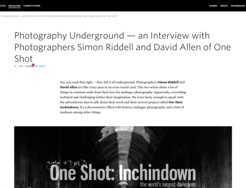 Interview with Lomography